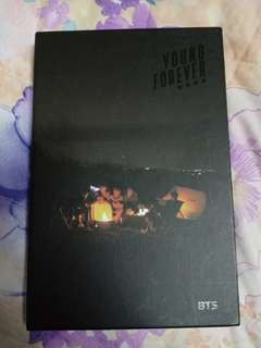 WTS BTS YOUNG FOREVER NIGHT VER