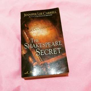 The shakespeare secret
