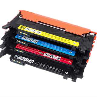 🚚 Brand New Samsung Compatible Replacement Toner Cartridge Black Magenta Yellow Cyan Color for C410 C410W Laser Printer