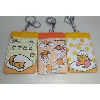 Limited Edition!  Gudetama Card Holder