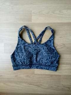 Lululemon Sports Bra, Size 4