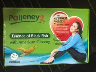 POLLENEY® Essence of Black Fish with American Ginseng