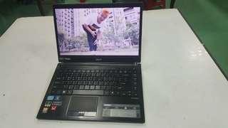 Acer TravelMate 8481G i7 Ram 8gb