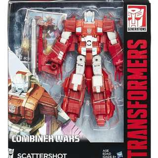 Transformers Combiner Wars (Scattershot)