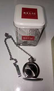 Relic by FOSSIL pocket watches