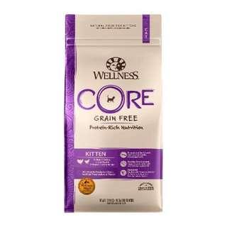 Wellness Core Kitten 5lb $48