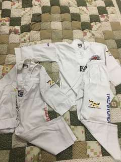 Taekwondo Uniform (preloved)