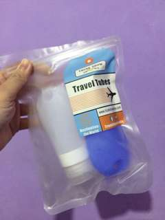 Travel tube