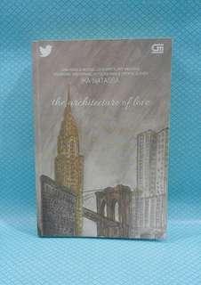 Novel: The Architecture of Love by Ika Natassa