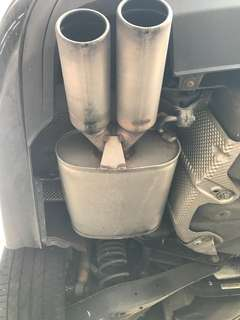 Jetta Jetex Exhaust