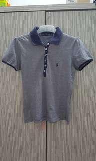 Polo Blue Shirt