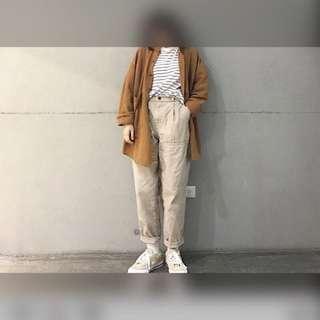 🚚 O.poism大口袋工作褲