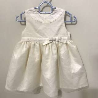 (Price reduce)Baby girl 12M dress #winsb(bought from US)