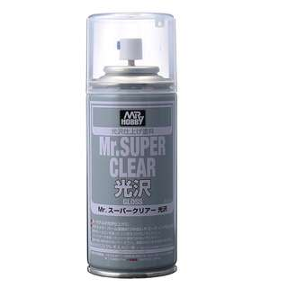 Mr. Super Clear Gloss 170ml