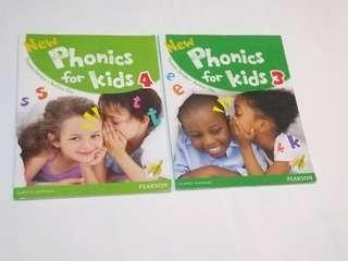New Phonics for kids3 & 4
