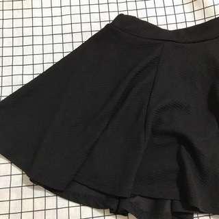 🚚 黑色短裙💰50
