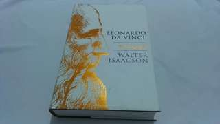 New Hardcover copy Leonardo da Vinci by Walter Isaacson
