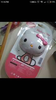 hello kitty power bank!!