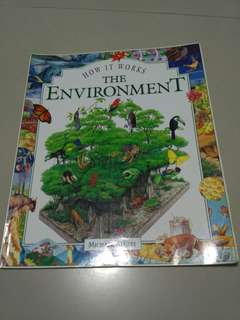 Book - How it works The Environment
