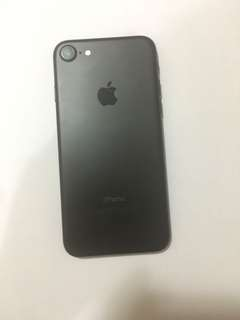 iPhone7 128gb 97%new black 啞黑色 good condition iPhone 7 (7 015)