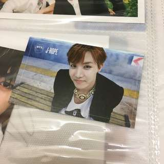 BTS Jhope dark&wild pc