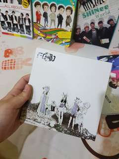 F(x) album electric shock