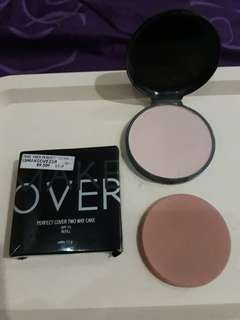 Bedak refill make over shade coral 02