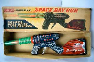 Yoshiya Japanese Space Ray Gun