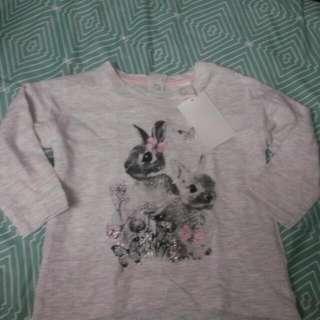 H&M long Sleeve T-Shirt