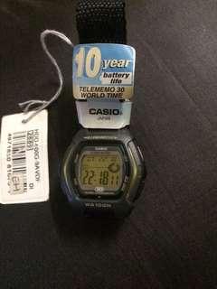 Casio Illuminator 2889-HDD 600 (NOS)