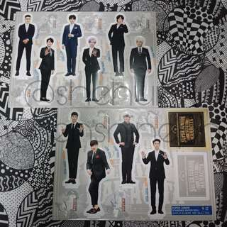 Super Junior Standee