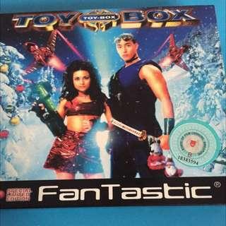 🚚 SALE 🌈 TOY BOX Fantastic Music CD