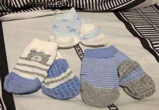 Mothercare newborn socks