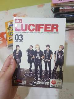 SHINEE JAPANESE LUCIFER unofficial
