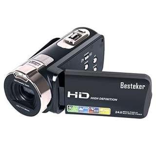 516 Besteker HD 1080P 24 MP 16X Digital Zoom Video Camcorder