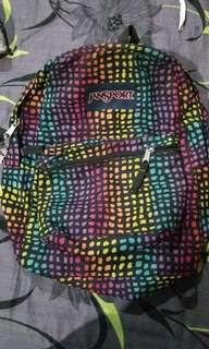 Backpack Jansport Original , Tas Ransel Jansport