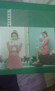 Twice Dahyun Twiceland Postcard