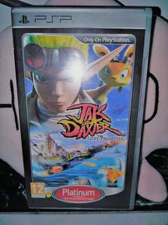 Jak And Daxter: The Lost Frontier.
