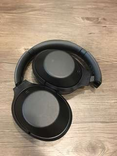 Sony MDR 1000X Headphone Black