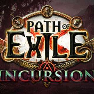 Path of exile SC Incursion
