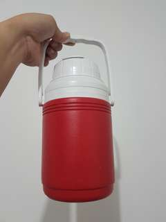 Coleman water jug - original price 1500
