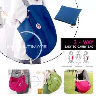 Tas serbaguna Best SellerUltimate Tas serbaguna Lipat Best Seller / 3 Way Korean Bag Design, Easy Way to Carry Bag