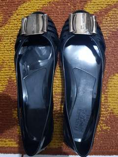 REPRICED!!Ferragamo Florence Jelly Shoes