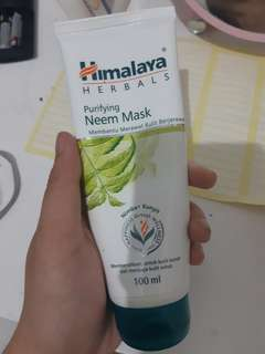 [PRELOVED] Himalaya Purifying Neem Mask