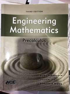 🚚 Engineering Mathematics Textbook