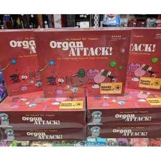 organ attack