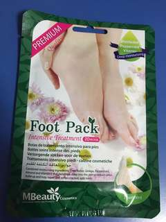 🚚 Made in Korea - Intensive Foot Pack Intensive Treatment Mask
