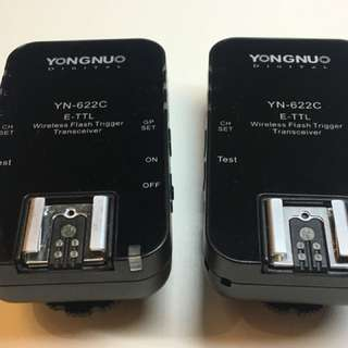 Yongnuo 觸發器 for canon