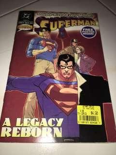 Superman: A legacy reborn
