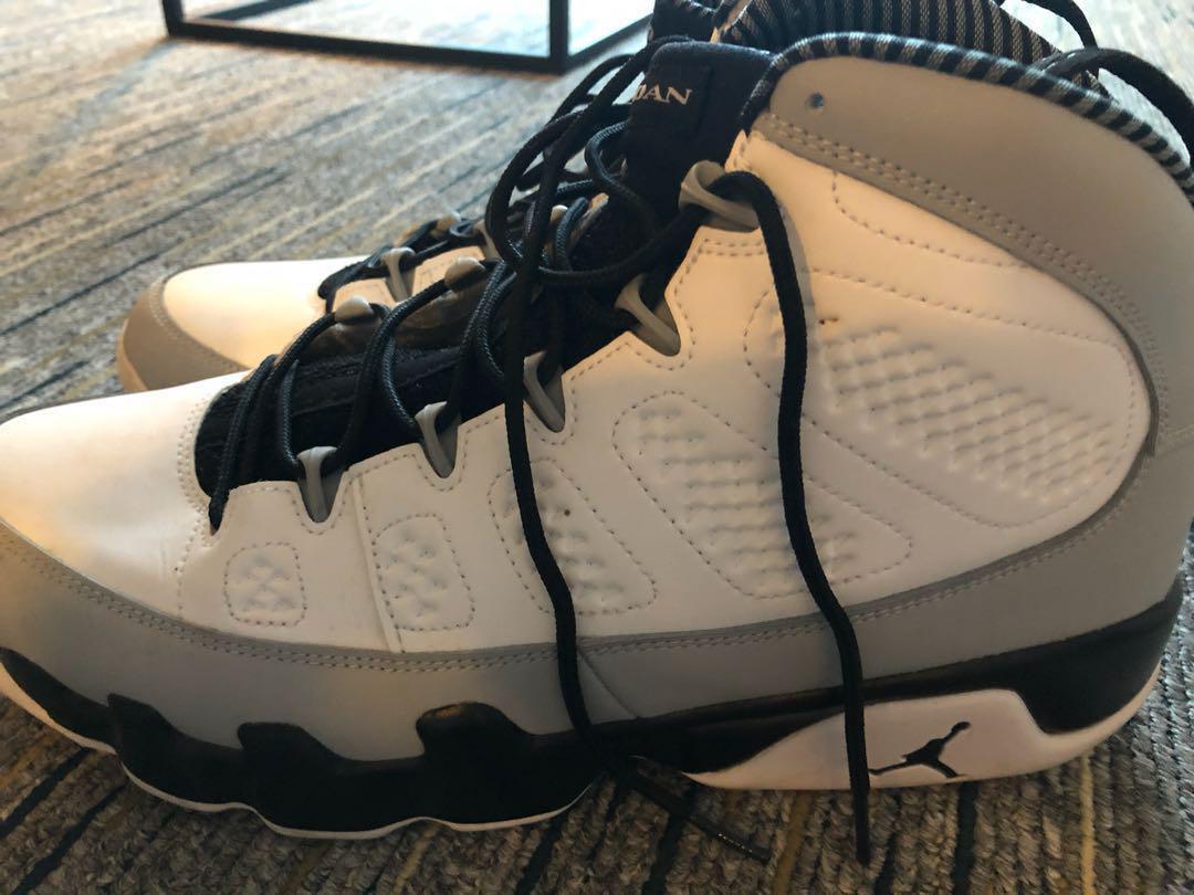 2手波鞋AJ9